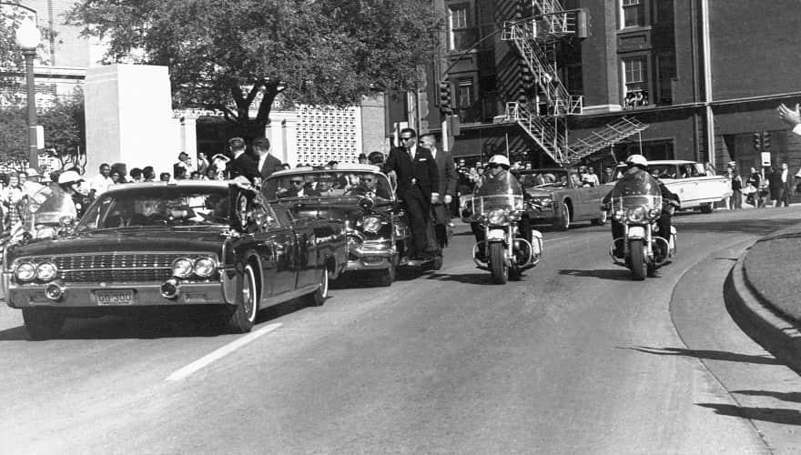 Кто убил Кеннеди: рассекреченные документы