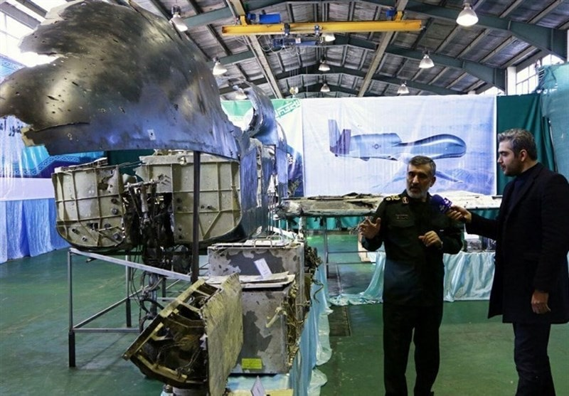 Иран заявил, что может «отключать» БПЛА RQ-4 Global Hawk