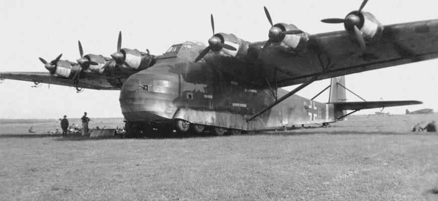 Messerschmitt Me.323 «Gigant»