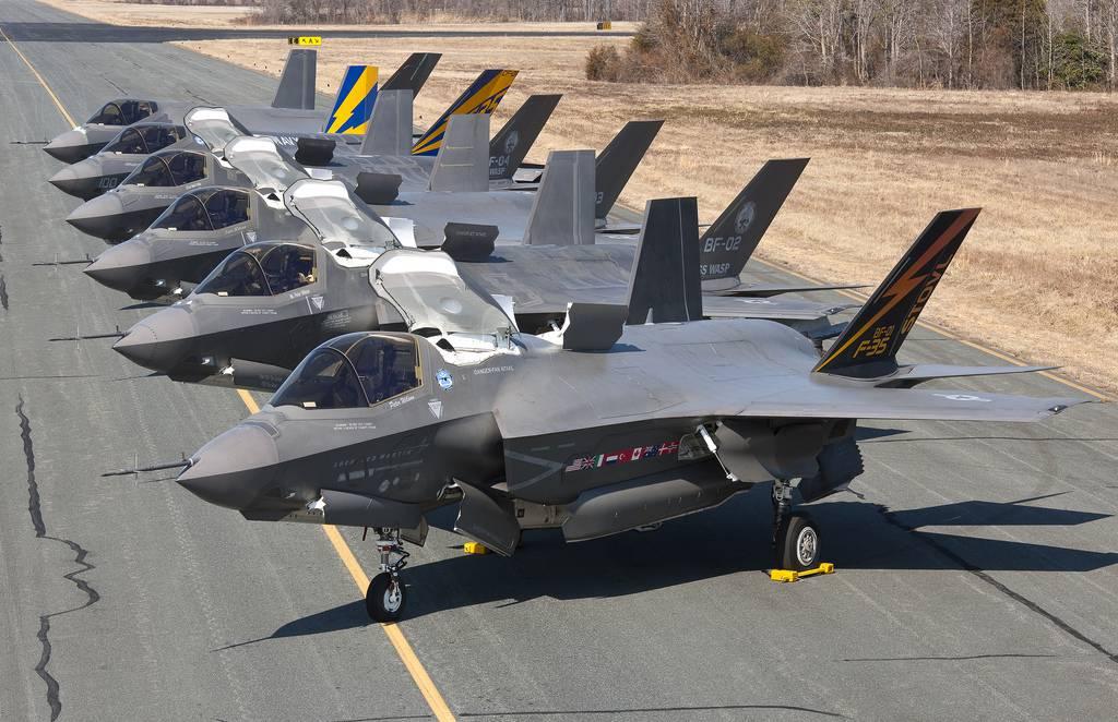 Польша хочет купить 32 истребителя F-35 за 55 млн долларов