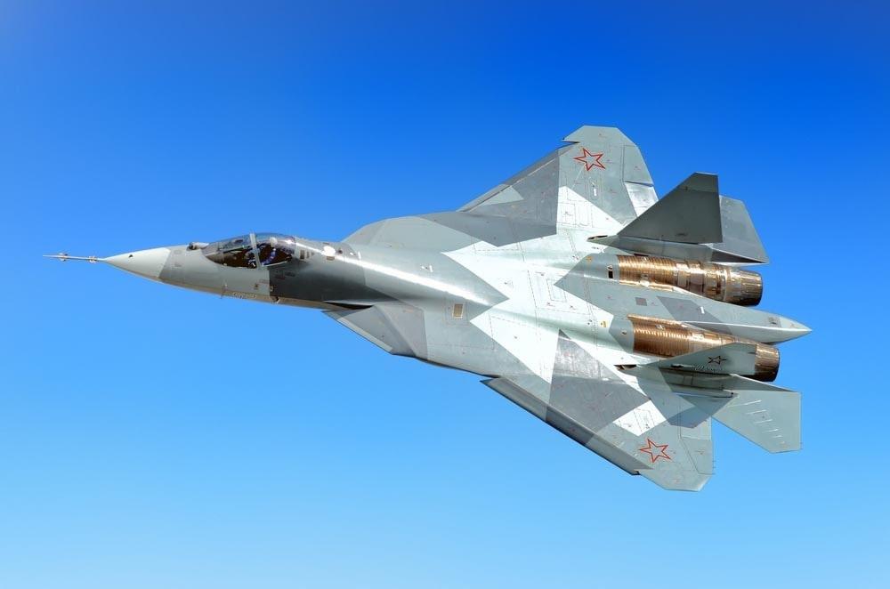 Китай считает, что новый российский истребитель-невидимка «разгромит» F-35