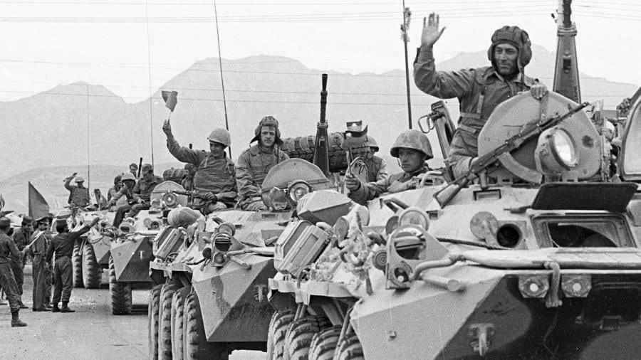 Почему началась война в Афганистане 1979-1989