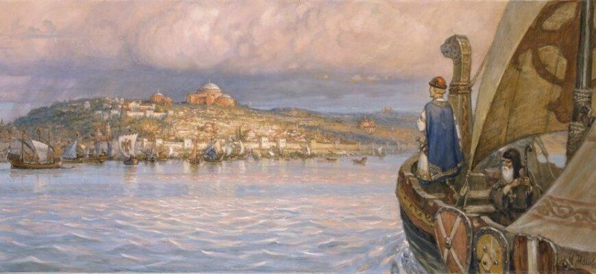 Поход Руси на Царьград в 980 году