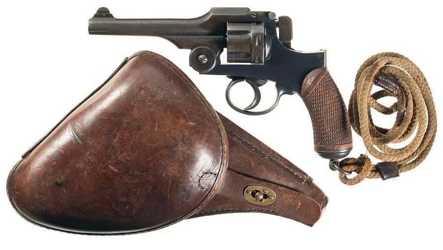 Японский револьвер Тип 26