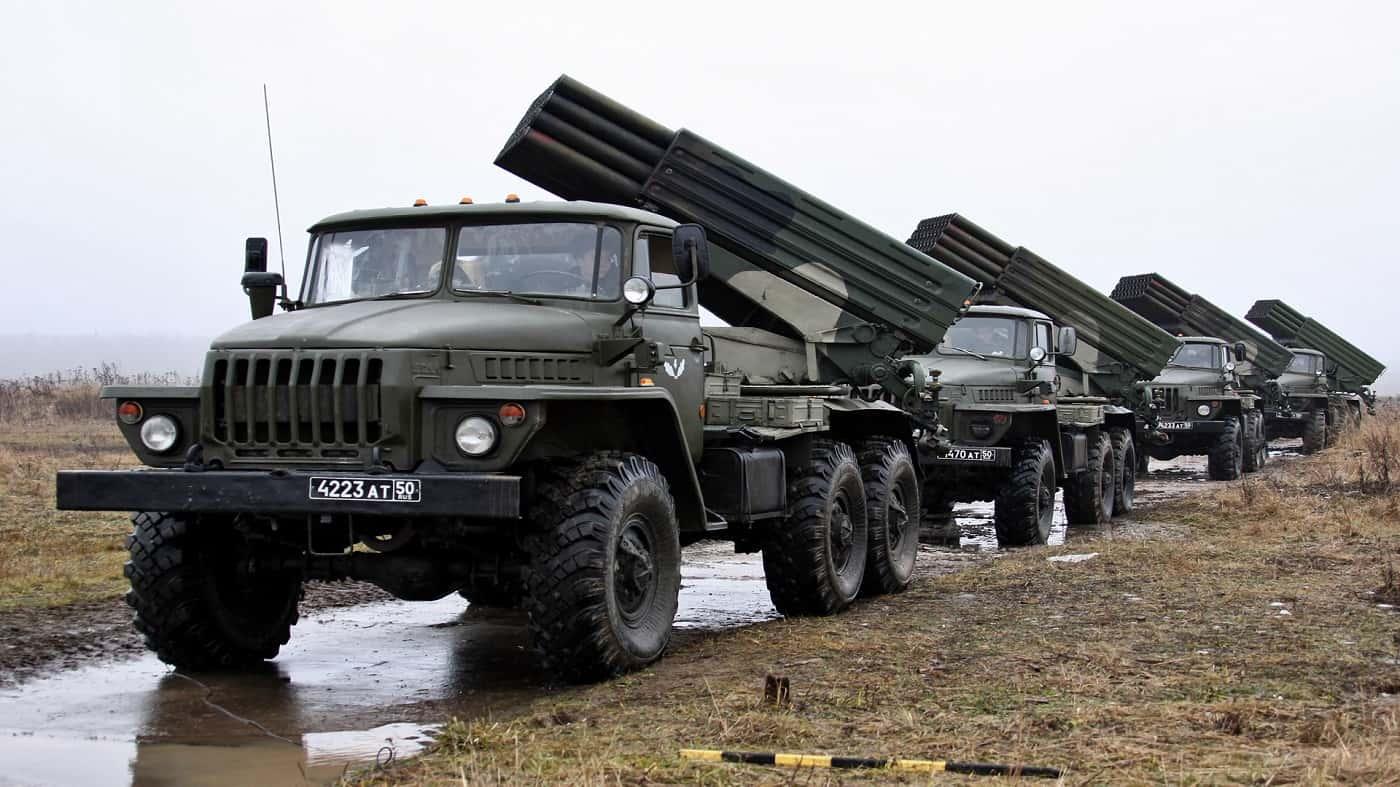 Крым перевооружается на Торнадо-Г