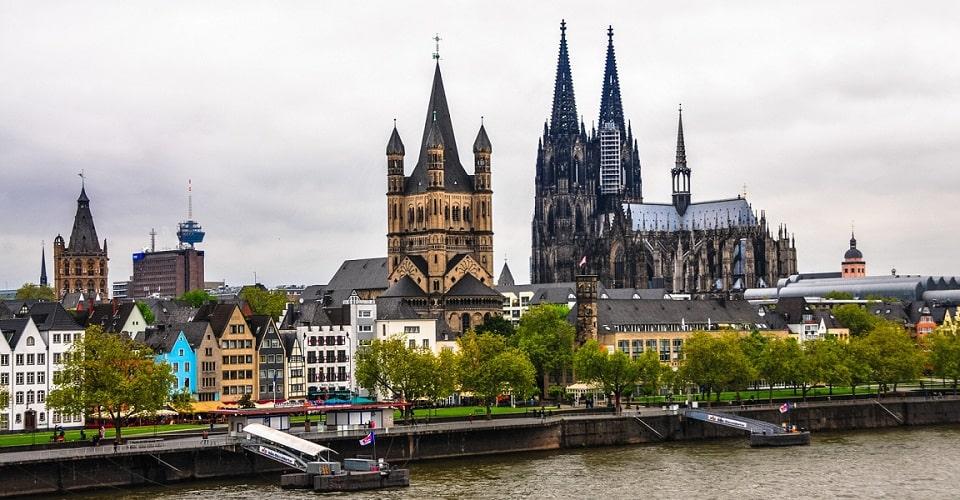 История Кельнского собора