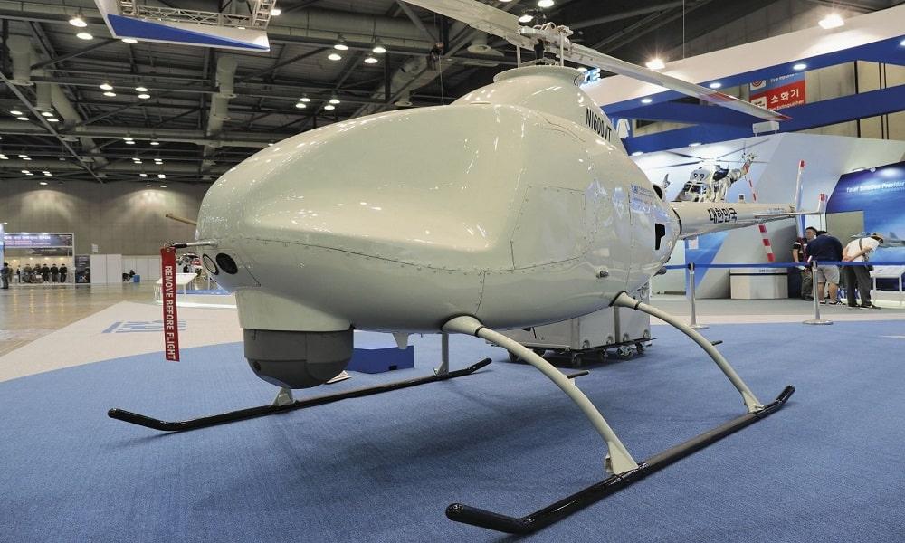 В Корее испытали беспилотный вертолёт Night Intruder 600 VT