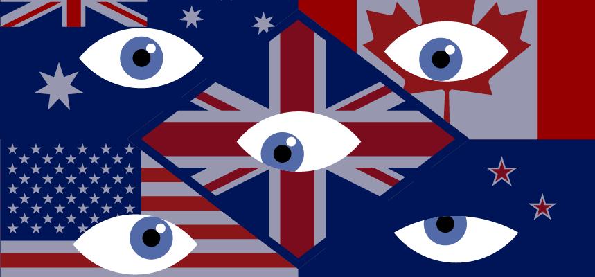 Western Spy Agencies Five Eyes min