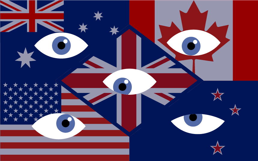 Western Spy Agencies Five Eyes min