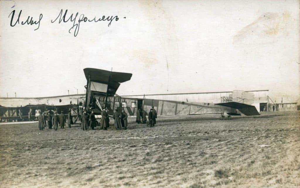 Тяжёлый бомбардировщик С-22 «Илья Муромец»