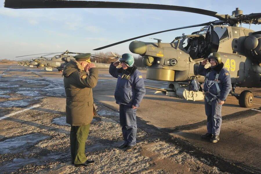 В ЗВО пройдут совместные учения ракетчиков и Дальней авиации