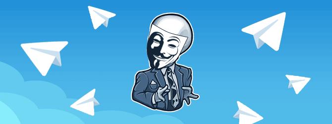 kak zavesti anonimnyj kanal telegramm min