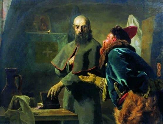 Малюта Скуратов - биография