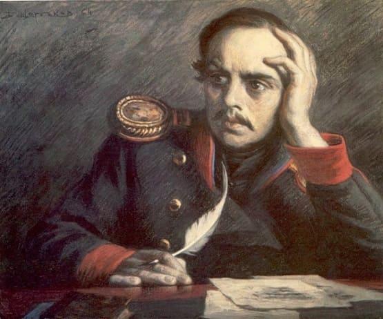 Михаил Юрьевич Лермонтов - биография поэта