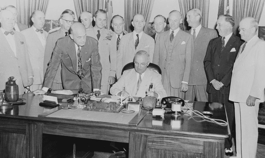 Закон о Национальной безопасности США 1947 года