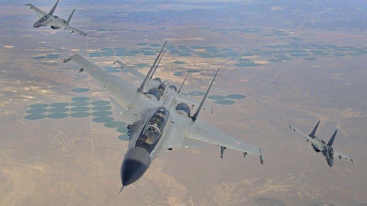 Индия хочет еще купить 18 многоцелевых истребителей Су-30МКИ