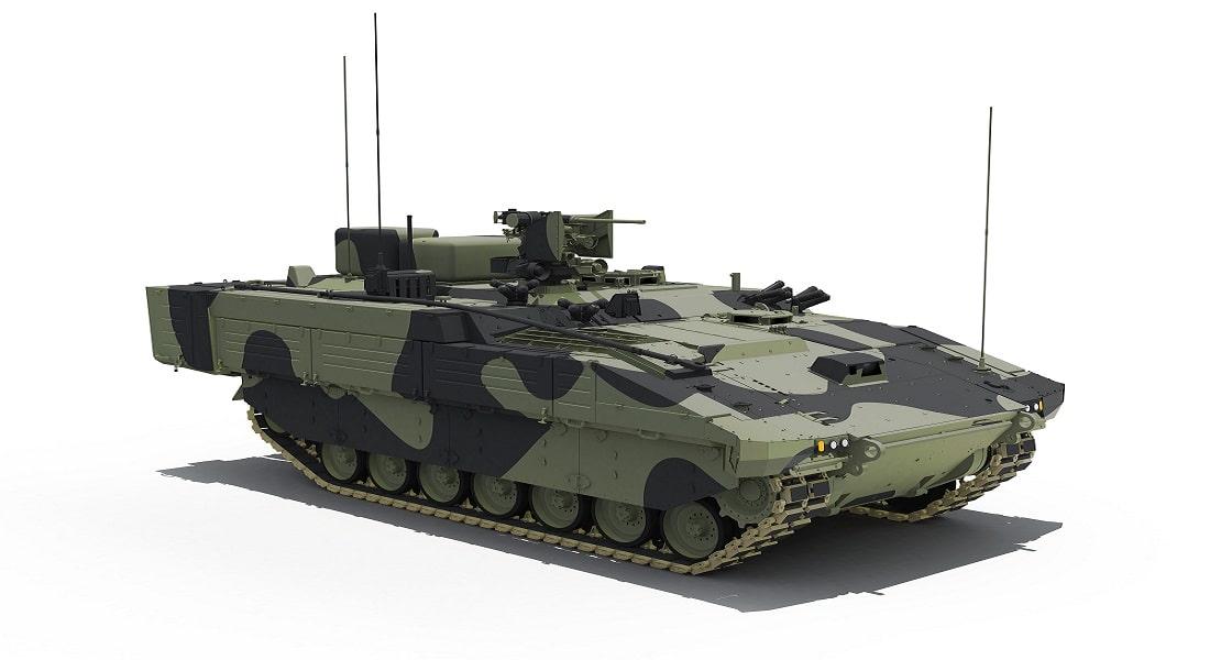 ATHENA - новая командно-штабная машина Великобритании
