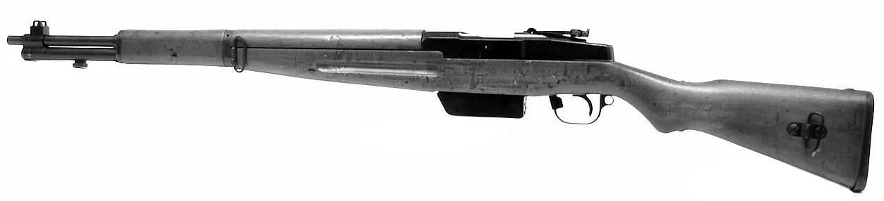 Японская винтовка Тип 4