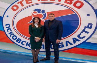 Тренер из Великих Лук участвует в конкурсе «Лидеры России»