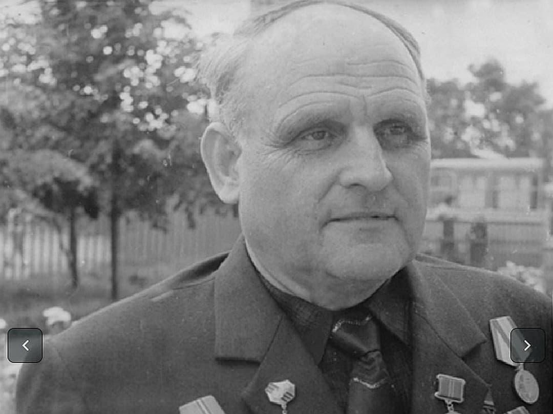 Летчик Иван Антонович Леонов